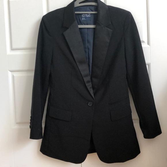 American Eagle Outfitters Jackets & Blazers - Black blazer